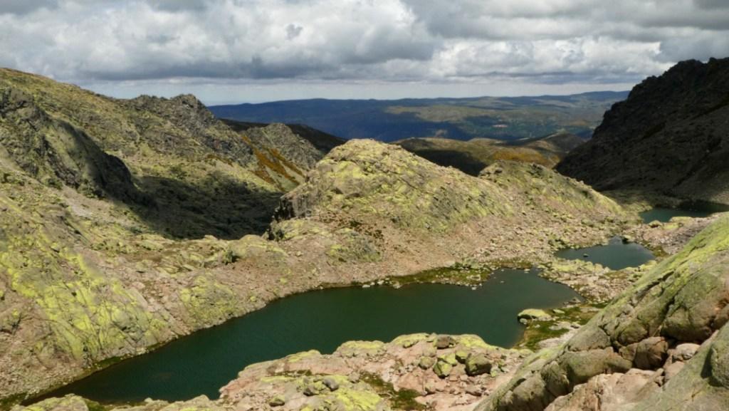 Rutas en Gredos - Cinco Lagunas