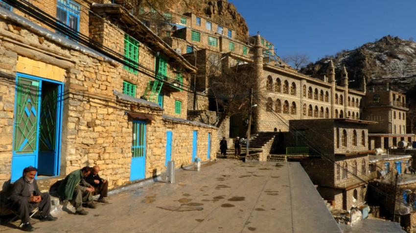 que ver en iran - Howraman - Kurdistan