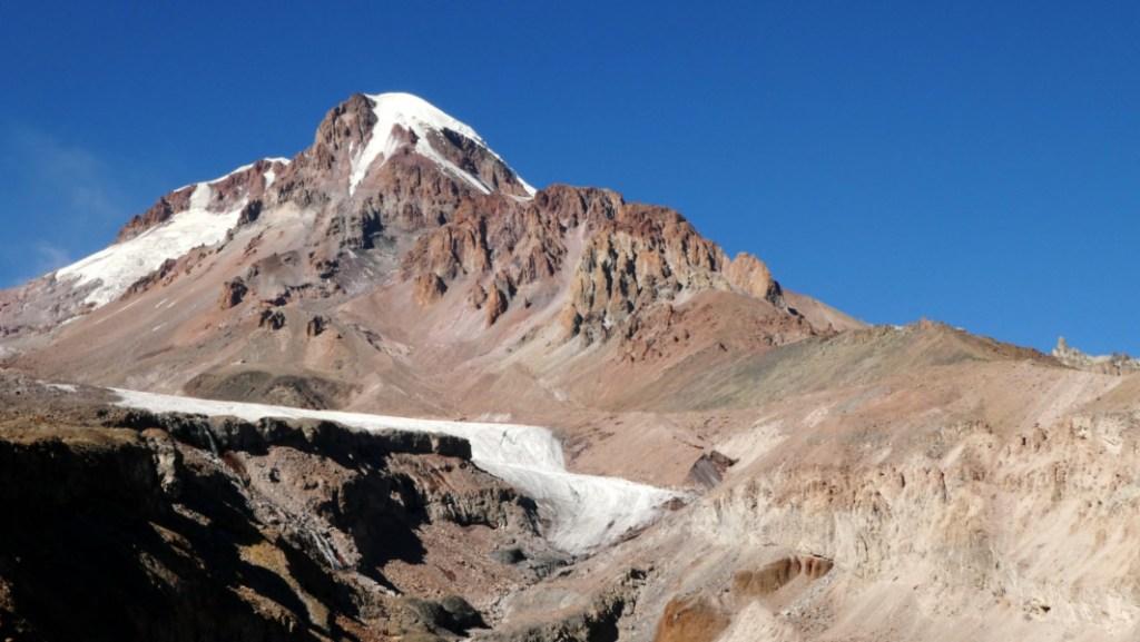 Kazbegi - Glaciar