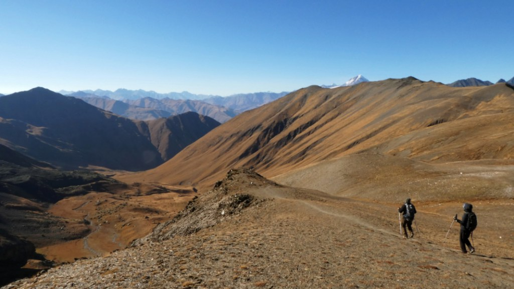 Trekking Caucaso Georgia - Sno 7
