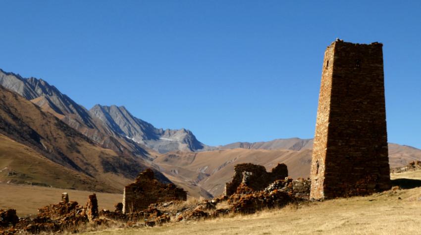 Trekking Kazbegi - Truso 2