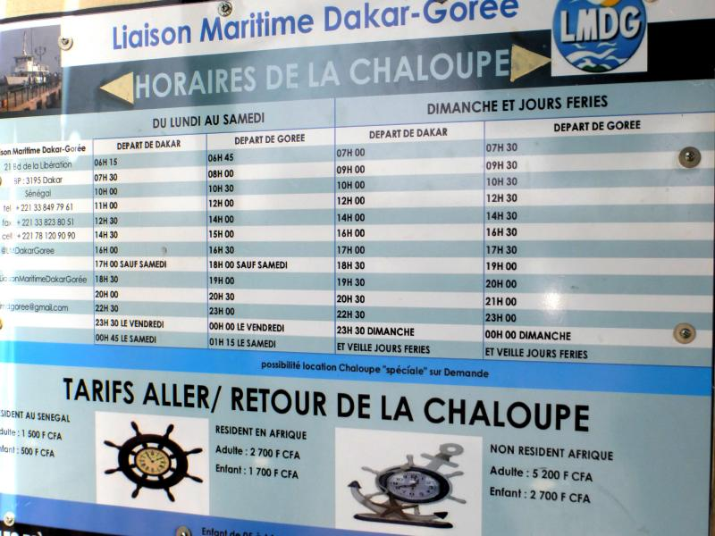 Isla de Goree Dakar