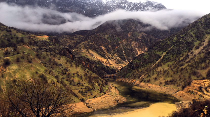 Iran off the beaten track - Paveh - Kermanshah