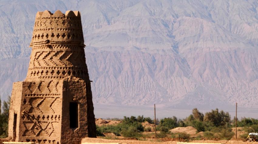 iran turismo - Shafi Abad - Kerman