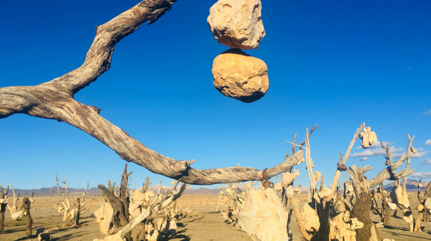 iran turismo - Stone Garden - Sirjan - Kerman