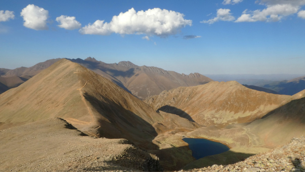 Trekking Caucaso Ruso - Teberda - 5 Lagos - 2