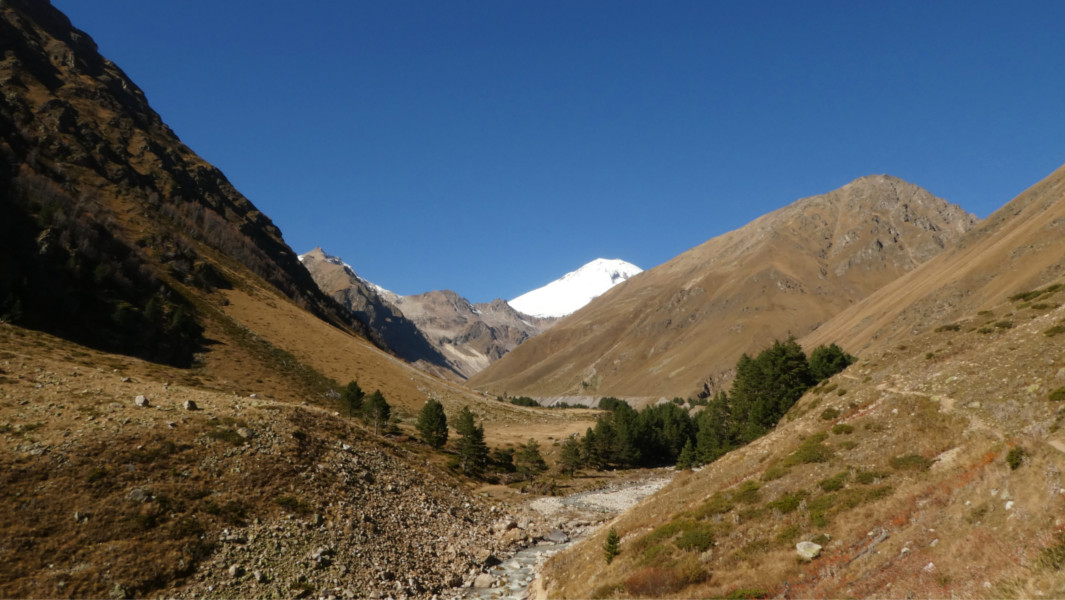 Trekking Caucaso Ruso - Elbrus - Irik 1