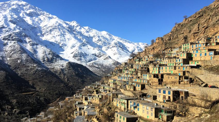 que ver en iran - Uraman Takh - Kurdistan