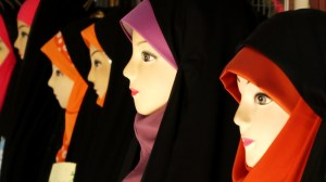 Mujeres Iranies - Hijab - Destacada