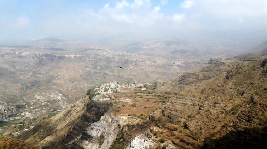 Yemen - paisaje
