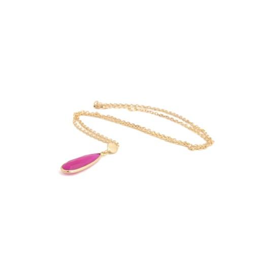 Halsband Sonja Golden Pink