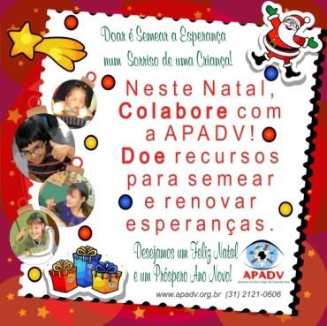 cartão de natal 2013