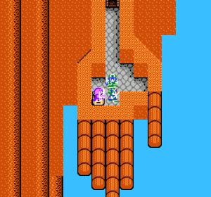 ドラゴンクエスト4 攻略 魔神像