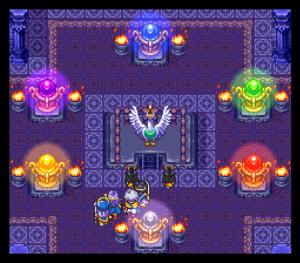 ドラゴンクエスト3 攻略 ラーミアの復活