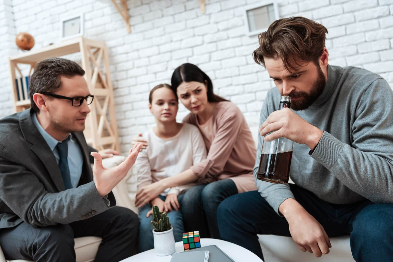 Dyfunctional Family Roles In Addiction