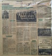 Asa Journal Alsace Foot 1988
