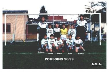 Asa Poussin 98-99