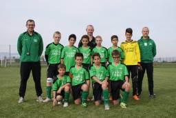 U 13 équipe 1 2015
