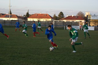 As Andolsheim U 15 promo Micka Francis champions d'automne As Sundhoffen
