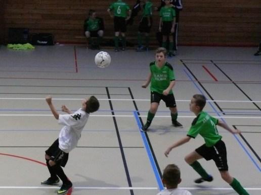 As Andolsheim U 13 promo Foot salle Ribeauville 37