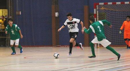 As Andolsheim challenge jai reve le foot Ribeauville