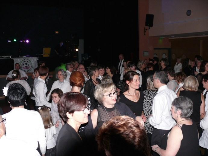 Reveillon Nouvel an As Andolsheim Noir Blanc