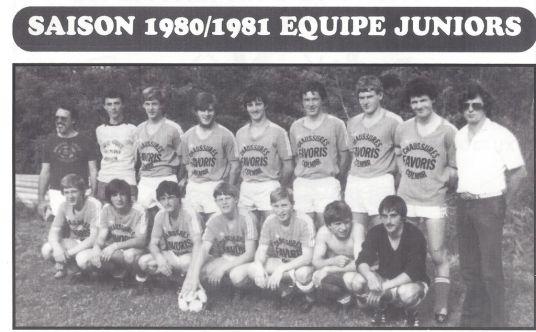 ASA juniors 80-81