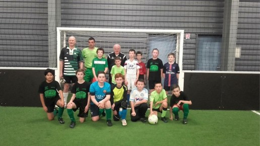 As Andolsheim U 13 Sport indoor