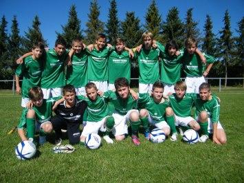as andolsheim U15 2012-2013