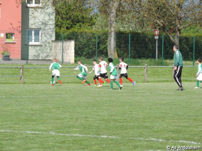 as andolsheim U 11 B Avenir Vauban 00011