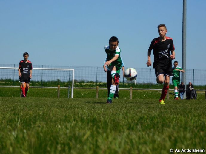 as andolsheim U 13 A Vs Avenir Vauban 00044