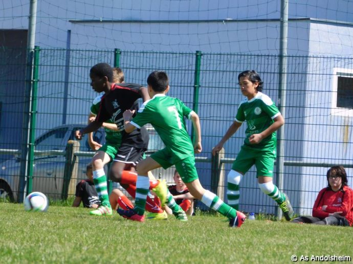 as andolsheim U 13 A Vs Avenir Vauban 00052