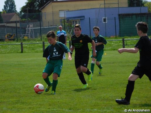 as andolsheim U 13 B vs Colmar Unifié 00010