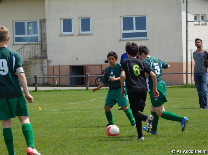 as andolsheim U 13 B vs Colmar Unifié 00011