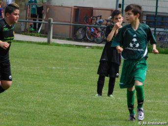 as andolsheim U 13 B vs Colmar Unifié 00027