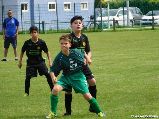 as andolsheim U 13 B vs Colmar Unifié 00029
