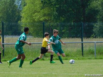 as andolsheim U 15 A vs FC Riquewihr 00013