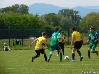 as andolsheim U 15 A vs FC Riquewihr 00014