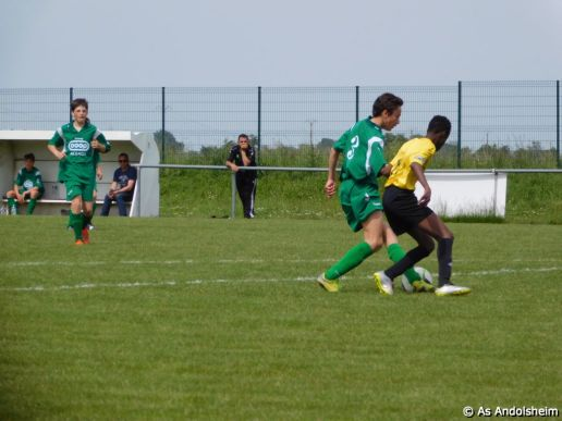as andolsheim U 15 A vs FC Riquewihr 00021
