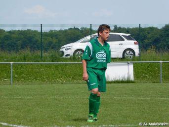 as andolsheim U 15 A vs FC Riquewihr 00024