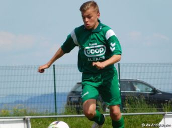 as andolsheim U 15 A vs FC Riquewihr 00028