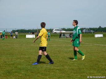 as andolsheim U 15 A vs FC Riquewihr 00040