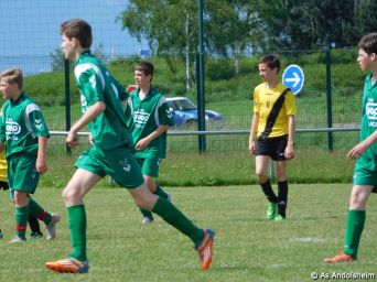 as andolsheim U 15 A vs FC Riquewihr 00045
