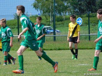 as andolsheim U 15 A vs FC Riquewihr 00045