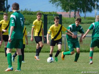 as andolsheim U 15 A vs FC Riquewihr 00046