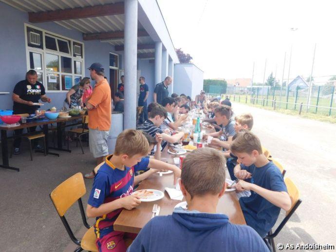 as andolsheim U 15 Barbecue 00000