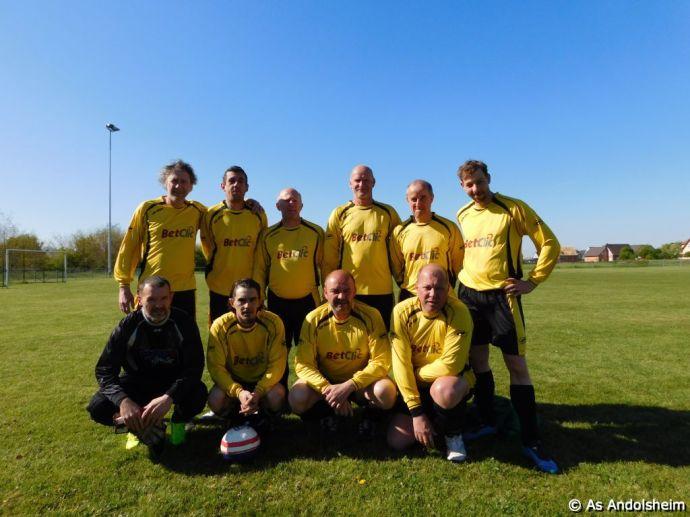 vétérans As Andolsheim Saison 2015-2016