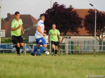 as andolsheim veterans vs Gendarmerie 00026