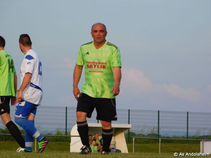 as andolsheim veterans vs Gendarmerie 00028