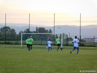 as andolsheim veterans vs Gendarmerie 00061